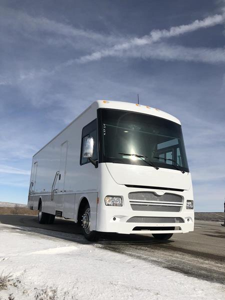 Electric Commercial vehicle