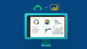 SurveyMonkey integrates Microsoft Power BI to visualize and analyze