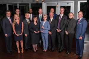 Service Excellence Award Winners