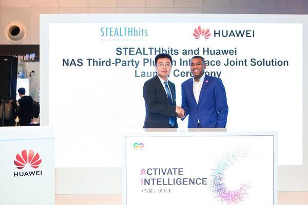 STEALTHbits Huawei photo