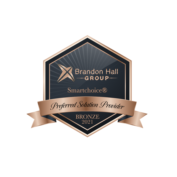 Tesseract Smartchoice Preferred Provider by Brandon Hall Group
