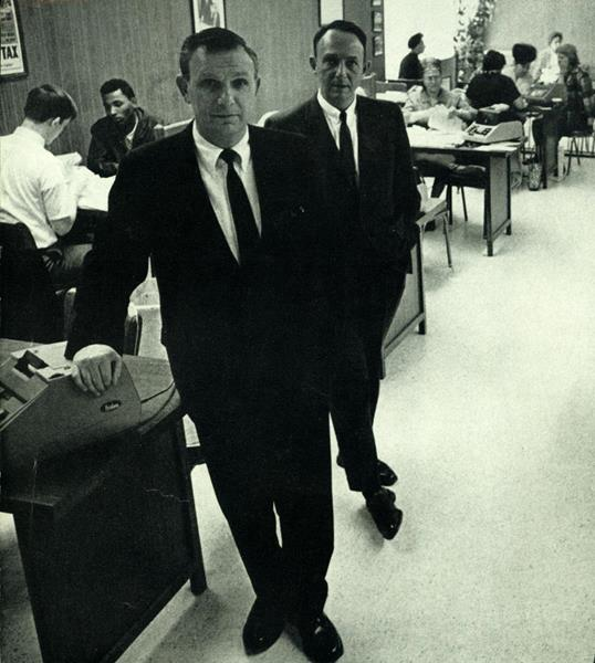 Henry and Richard Bloch 1960s