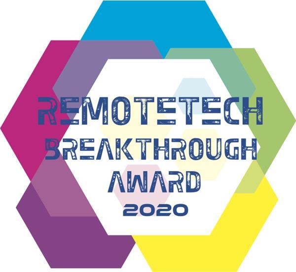 RemoteTech Breakthrough Award Badge