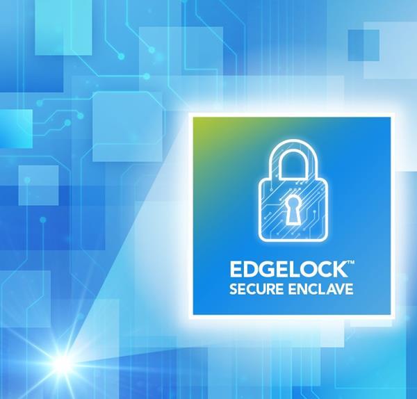 NXP's EdgeLock secure enclave