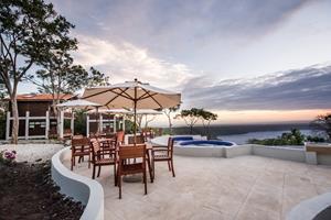 Pacaya Lodge & Spa Pool Deck