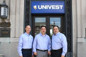 Univest Bank and Trust Co. Appoints South Jersey Commercial Lending Team