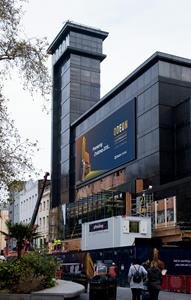 Iconic ODEON Leicester Square Undergoes Significant Transformation to Become the UK's First Dolby Cinema