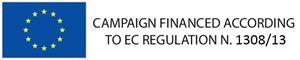 CAMPAIGN FINANCED ACCORDING TO EC REGULATION N. 1308/13