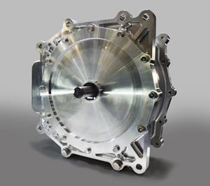 Nidec's new in-wheel traction motor developed based on the company's E-Axle product line