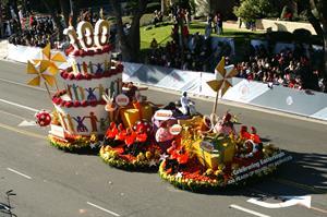 "The Easterseals 2019 Rose Parade Float wins ""Leishman Public Spirit Award"""
