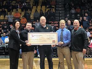 Mountain America Credit Union Donates $14,500 to Portneuf Health Trust