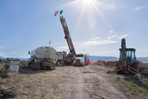Tuscarora Gold Project Drilling 2018