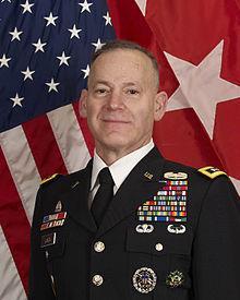Lieutenant General Stephen Lanza