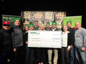 WSFS Bank Donates $15,000 to Philabundance in the Fight Against Hunger