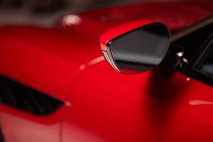 Aston Martin DBS Superleggera with Hybrid Camera Monitoring System