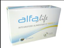 ALFALIFE - OMEGA 3 FOOD SUPPLEMENT AND LINFAIC ALPHA ACID