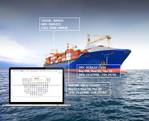 ORBCOMM's Refrigerated Container Monitoring Solution