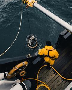 Simon Stevin research vessel