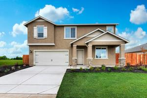 The Malibu Plan is available at Feather Glen by LGI Homes starting in the $330s.