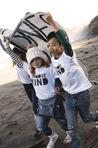 abercrombie kids and Omaze Launch 'Kindness for Everybody' Campaign