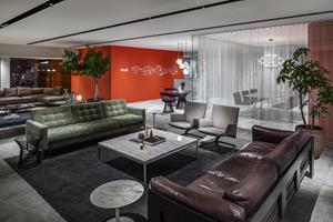 Knoll Japan Showcases Knoll Constellation of Brands