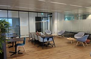 PinnacleART's Rotterdam Office