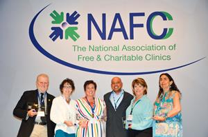 weny news national association of free and charitable clinics and
