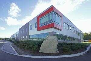 CNL ACHIEVES LEED SILVER CERTIFICATION FOR NEW MATERIAL SCIENCE LABORATORY