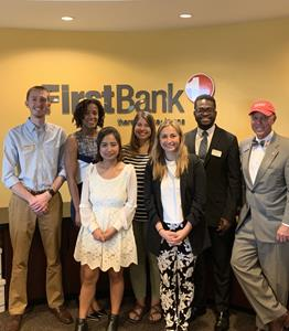 First Bank's Student Advisory Council