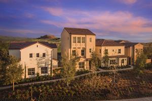 Celeste in Portola Springs by California Pacific Homes
