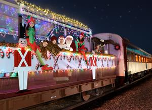 Verde Canyon Railroad Christmas Adventure