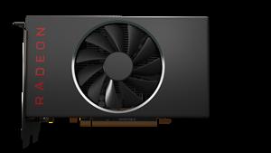 AMD Radeon™ RX 5500 series graphics card