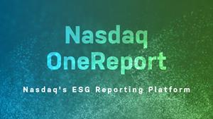 Nasdaq OneReport