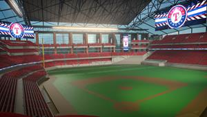 Texas Rangers Introducing Nine Daktronics LED Video Displays, Fully-Integrated IPTV System At New Ballpark