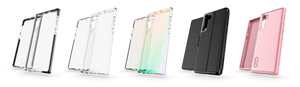 Gear4 case lineup for Samsung Galaxy Note10 and Note10+