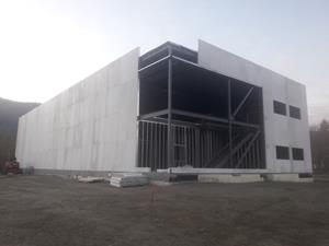 True Leaf Campus Nears Completion