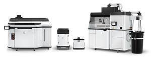 HP Jet Fusion 5200 3D Printing Solution