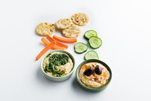 Hummus Duo