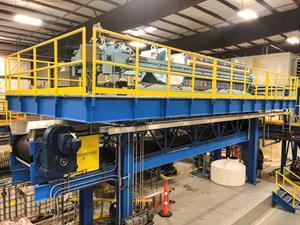 New Membrane Filter Press