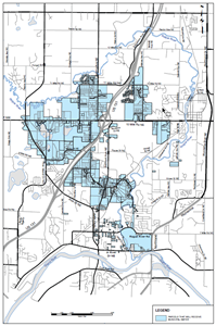 Municipal Water Map 02-20-2020