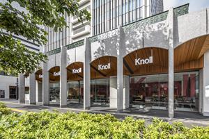 The New Knoll Japan Showroom