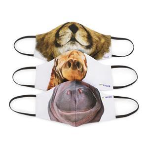 TELUS Critter Masks