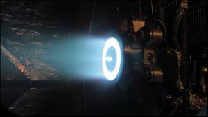 Aerojet Rocketdyne AEPS Test