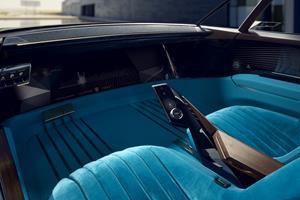 Peugeot e-LEGEND CONCEPT, Interior Autonomous