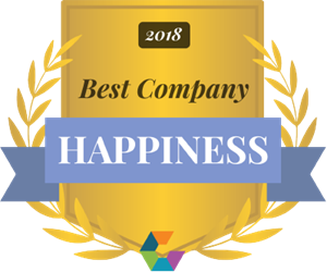 Best Company for Happiest Employees