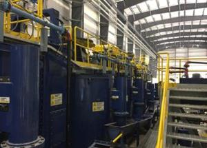 Installation of the Effluent Treatment Plant and Final Touches before Commissioning - 2