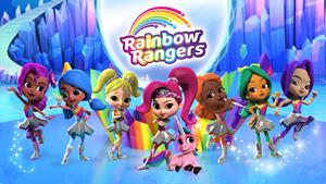 Genius Brands International's New Animated Preschool Series Rainbow Rangers