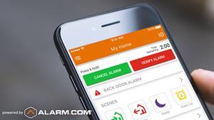 Smart Signal from Alarm.com