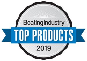 Boating Industry Top New Products 2019 logo