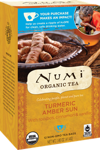Numi's New Impact Packaging